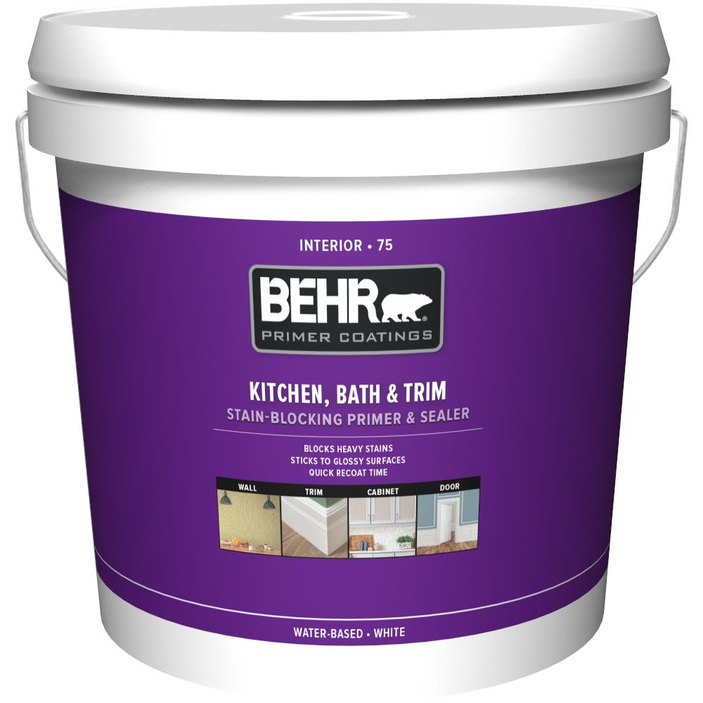 Behr Premium Plus Premium Plus Interior Enamel Undercoater Primer Sealer The Home