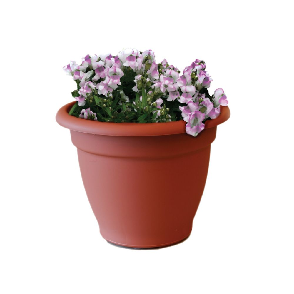 14 In. Bell Pot - Spice