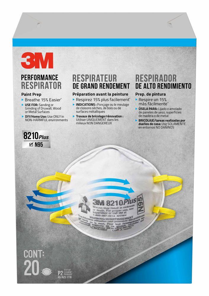 3M Particulate Respirator N95