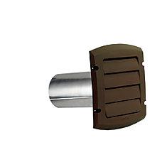 Provent Exhaust Hood Brown 6 inch