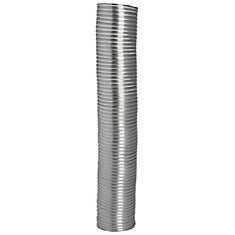 Flexible Aluminum Duct 6 inchX8 foot
