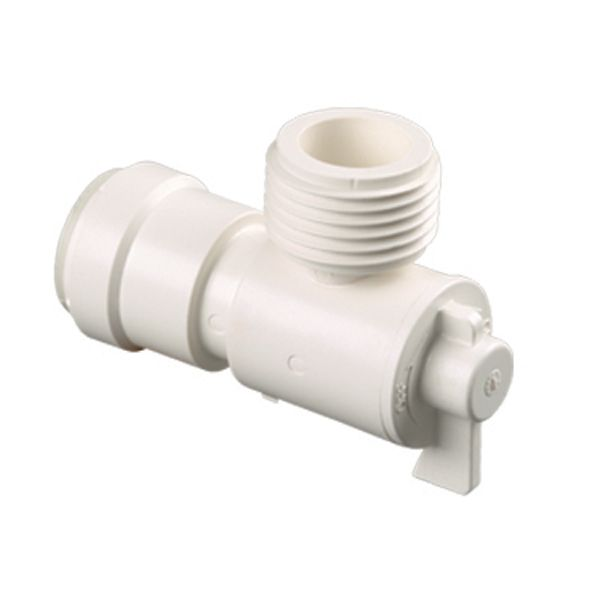 Quick Connect Angle Valve 1/2 In. x 3/4 In. MGHT 959282 in Canada