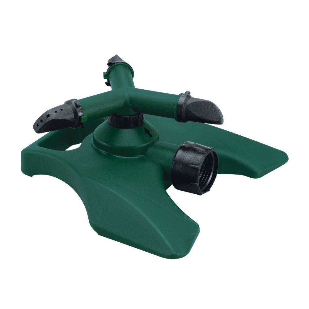 3-Arm Revolving Sprinkler