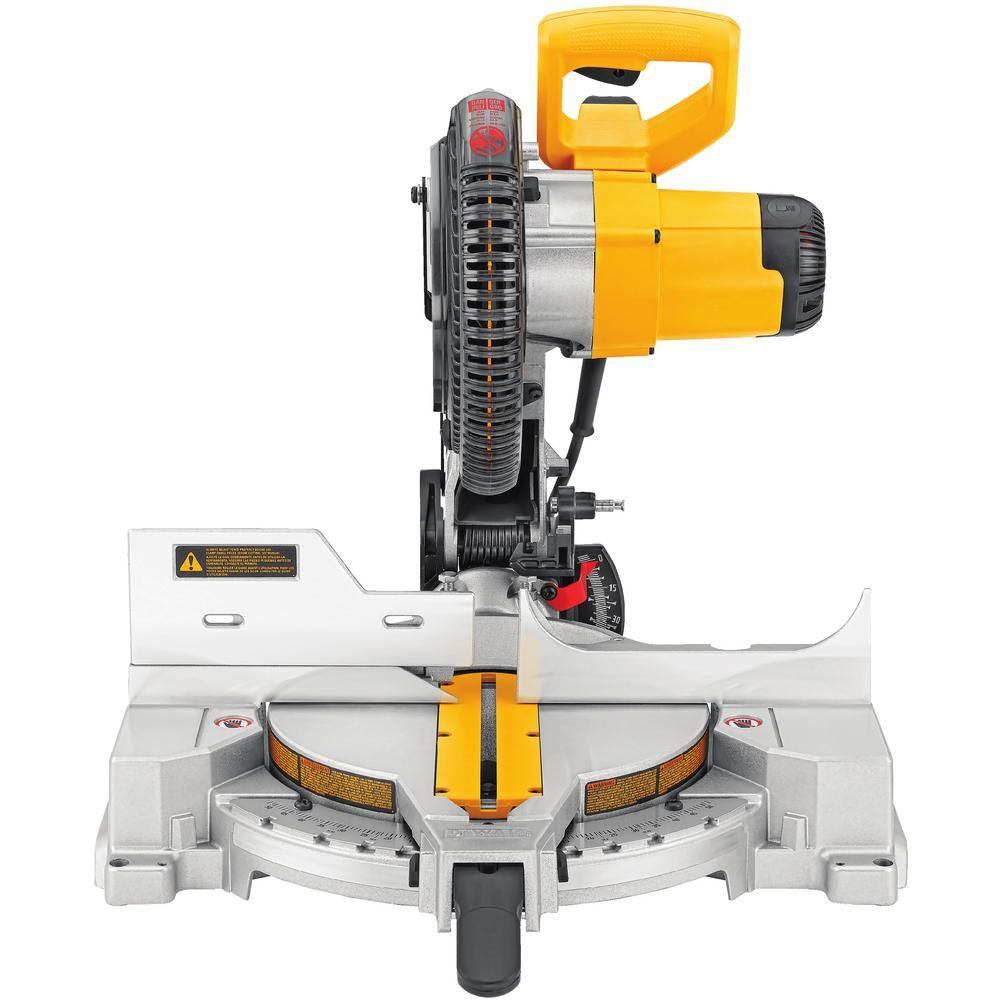 10-inch Heavy Duty Single Bevel Miter Saw