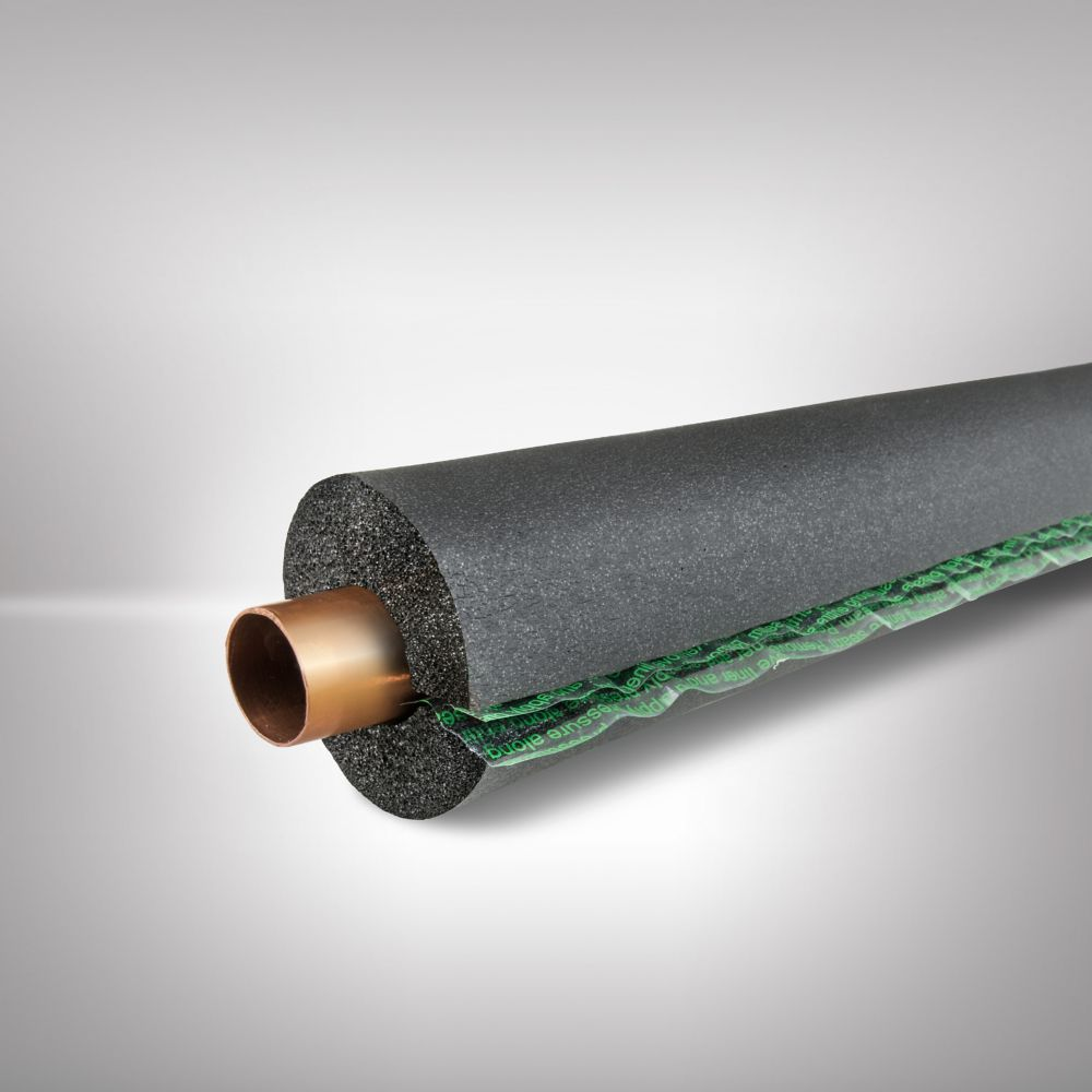 Plumbing pipe insulation canada discount for Best copper pipe insulation