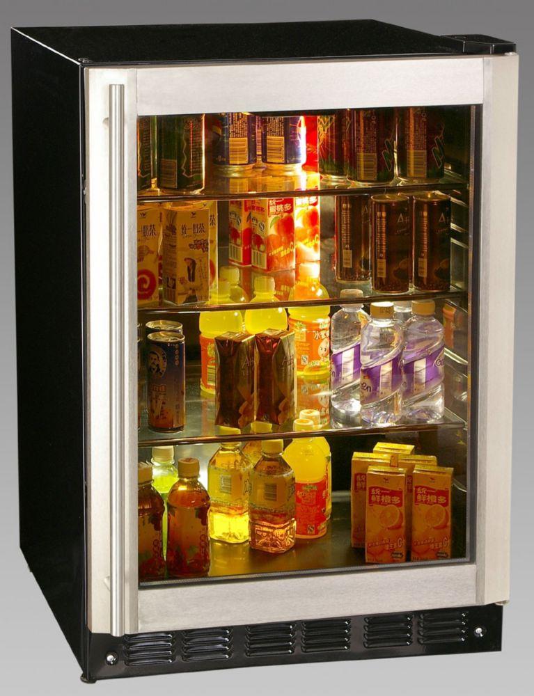 5.8 Cu.Ft., 178 Can Beverage Cooler