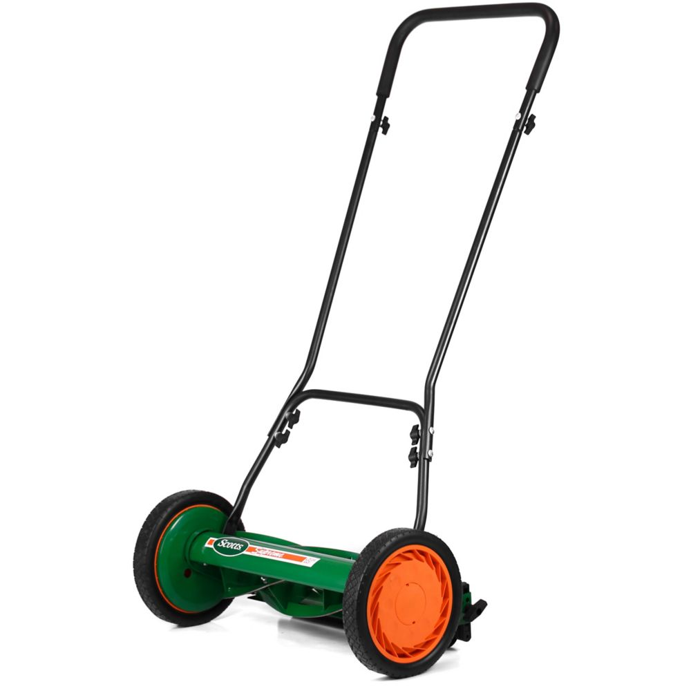 Self Propelled Lawn Mowers The Home Depot Canada