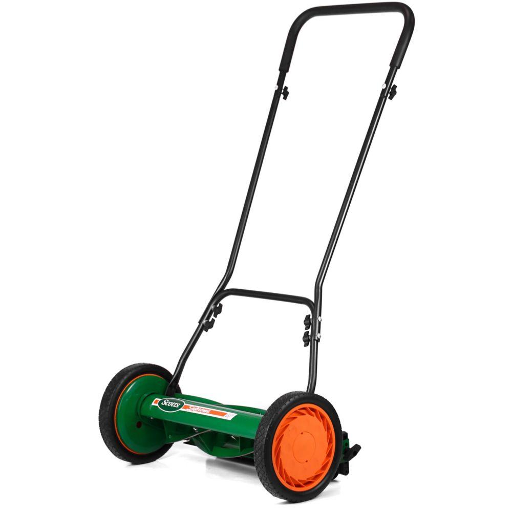 Scotts 18-inch Deluxe Reel Lawn Mower