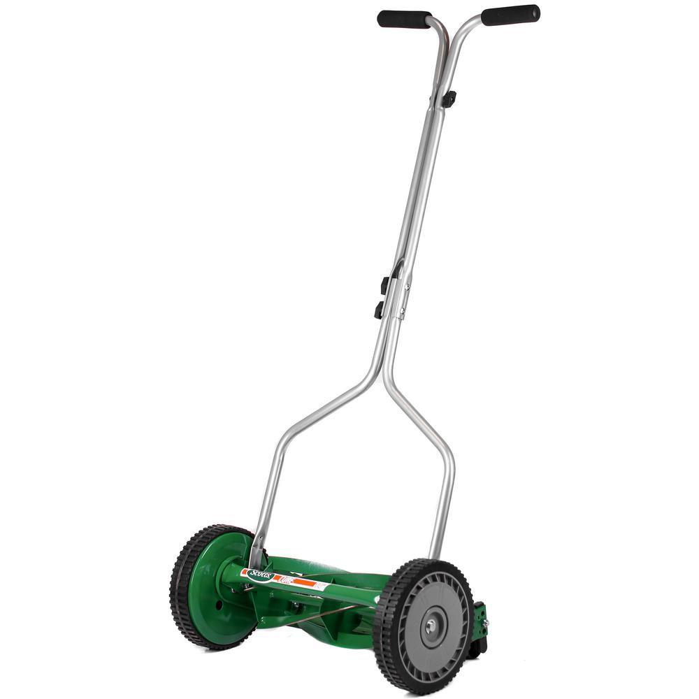 14-inch Turf Reel Mower