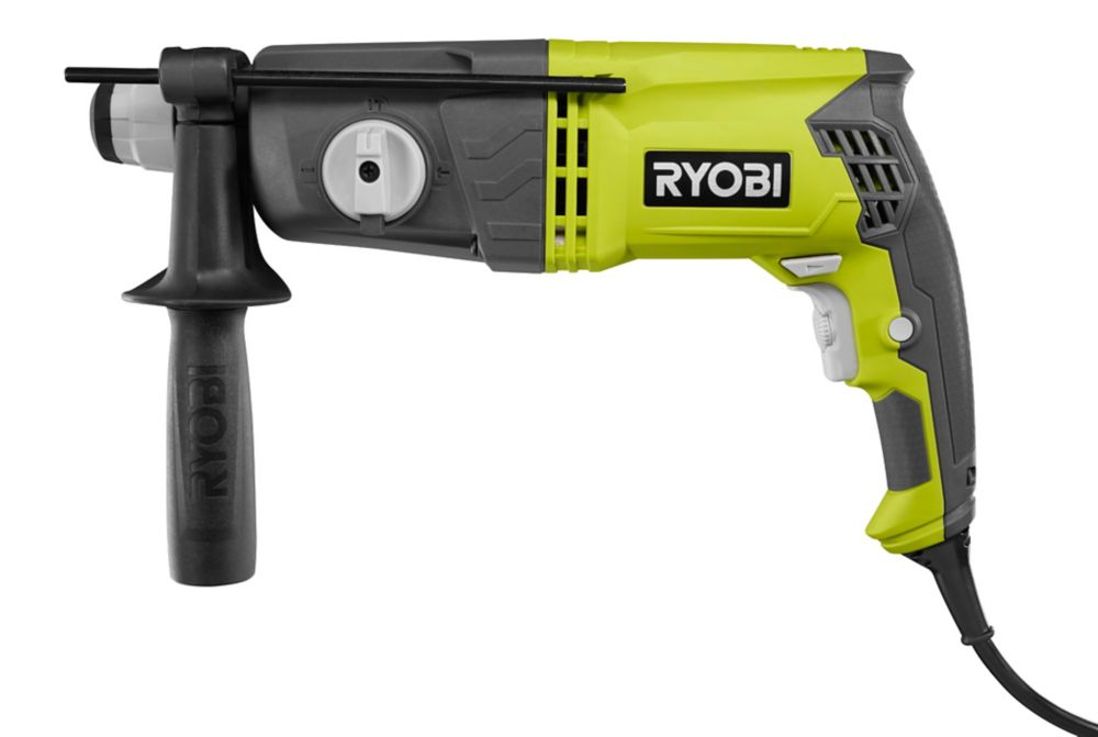 RYOBI  PERCEUSE À PERCUSSION ROTATIVE À MANDRIN SDS+