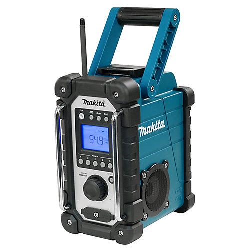 Cordless Jobsite Radio