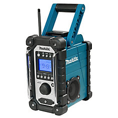 makita bluetooth radio instructions
