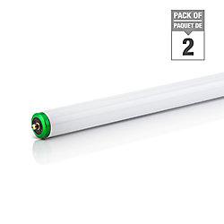 """Philips Fluorescent 75W T12 96"""""""" Natural Supreme Alto (5000K) - (2-Pack)"""