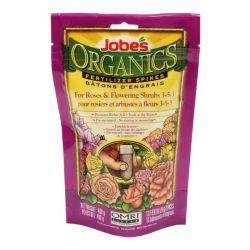 Jobe's Organics Organic Rose & Flowering Spike