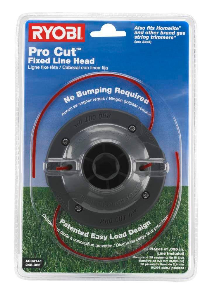 Pro Cut II .095 String head