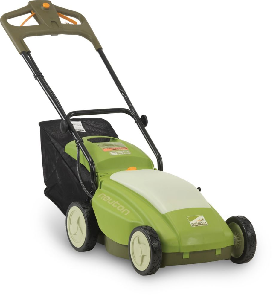 CE5 Battery-Powered Mower - 14-inch