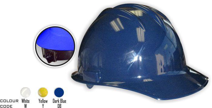Hardhat Blue