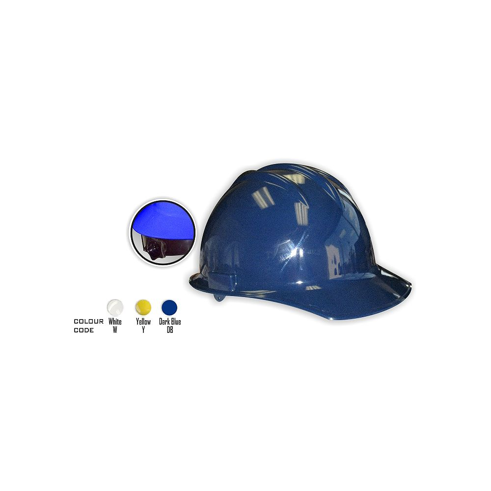 Workhorse Hardhat Blue