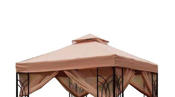 10 ft. x 10 ft. Replacement Gazebo Cover