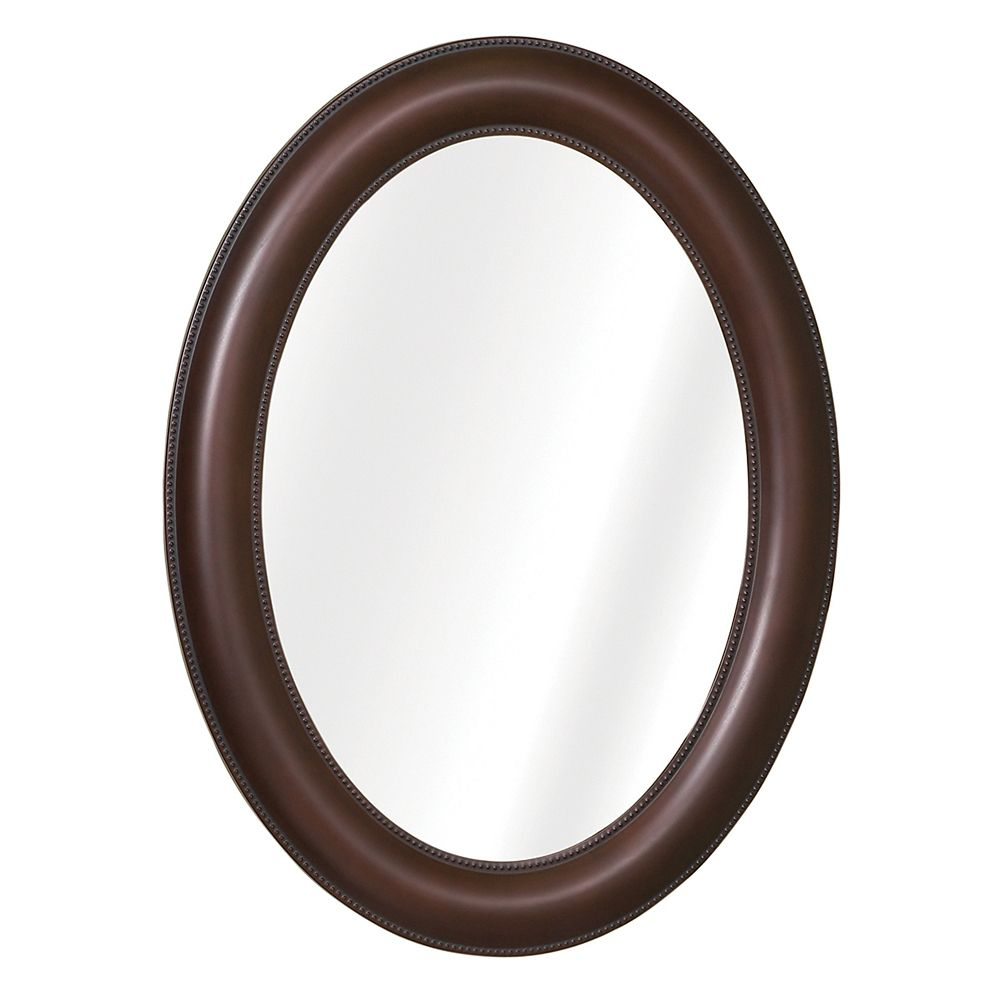 Zenith Products Oval Medicine Cabinet Oil Rubbed Bronze
