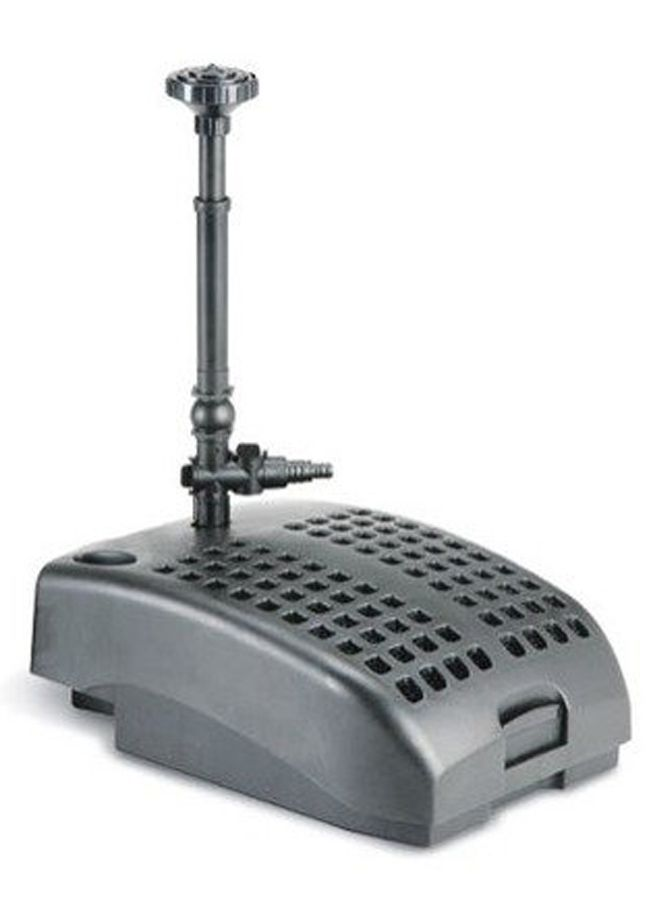 Algreen Products All-in-One CrystalFlo Pump with Pond Filtration & UV Clarifier