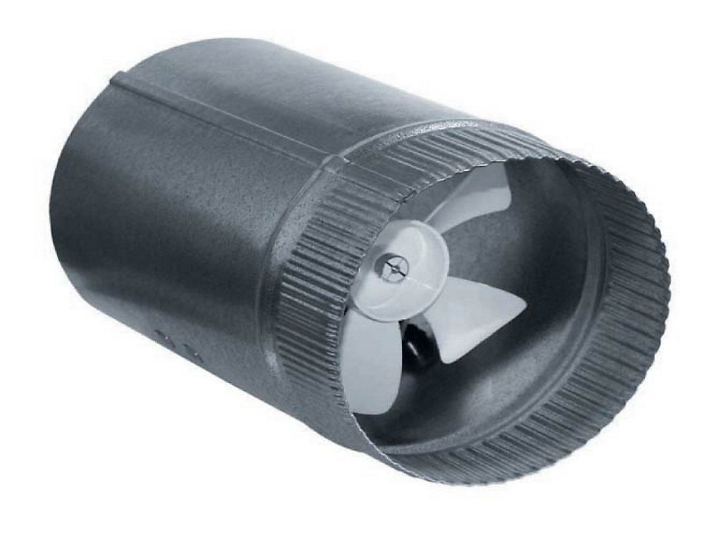 5 Inch Round Duct Air Booster