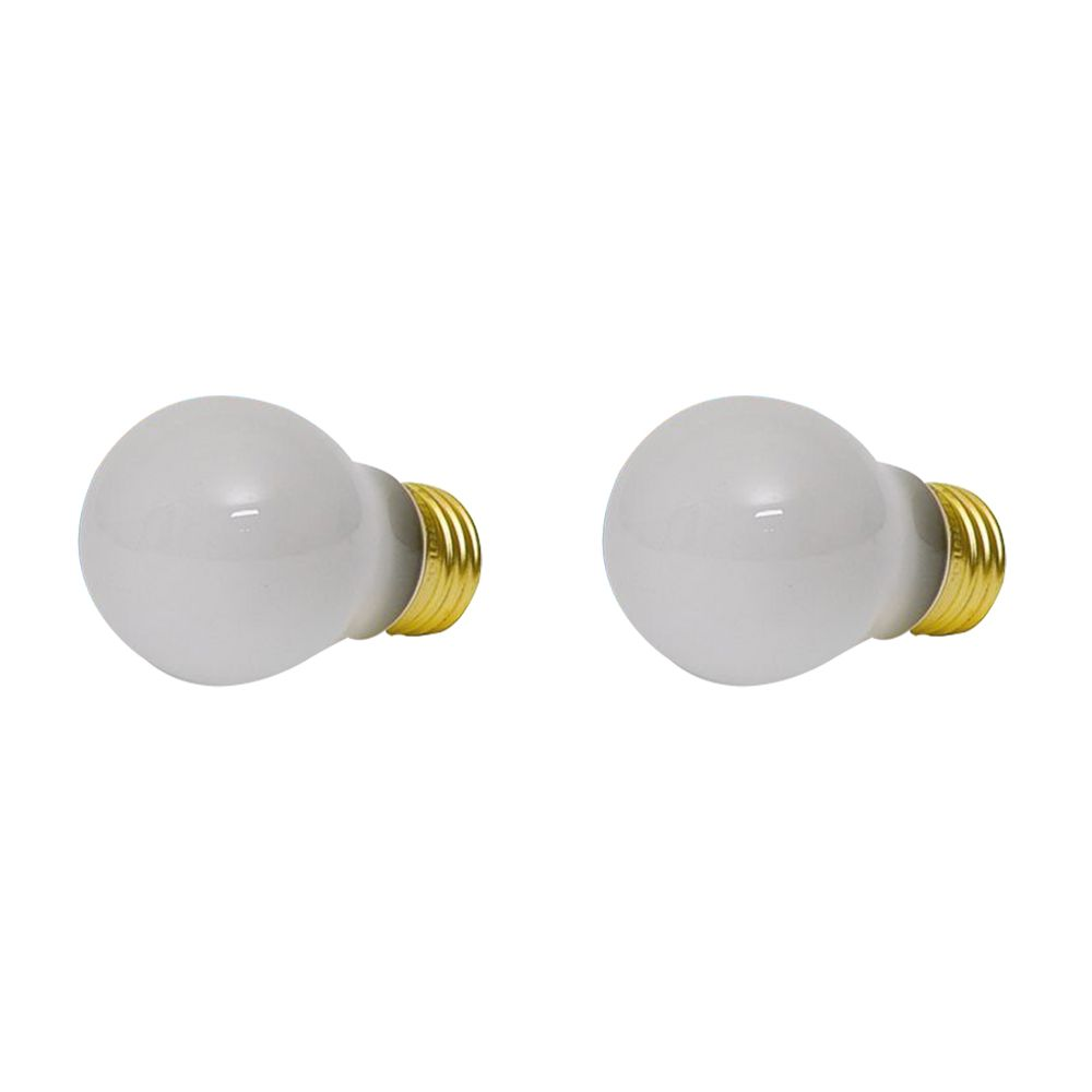 40 W Lampe givre pour appareil électroménager 2/emb.