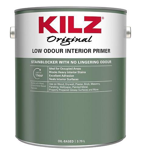 KILZ ORIGINAL Low Odour Interior Primer - 3.79 L