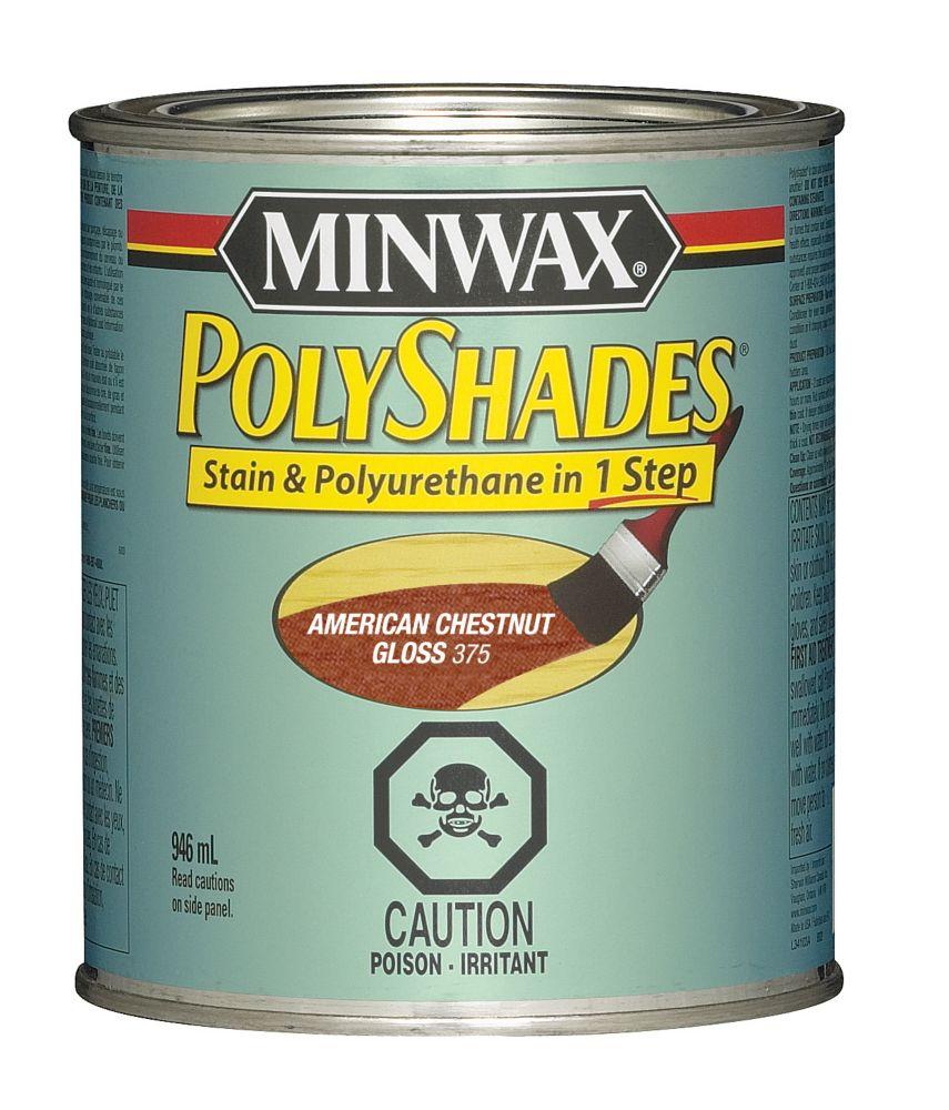 Minwax Polyshades - American Chestnut - Gloss
