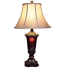 Lampes De Table En Sel Himalaya Et Plus Home Depot Canada