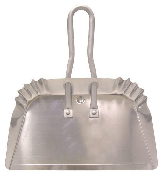 Professional 17in. Aluminum Dust Pan