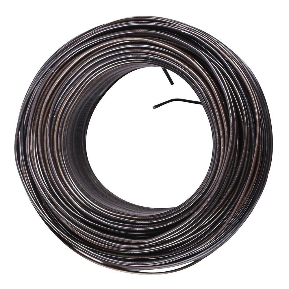 16G X 3 1/8 Lb. Steel Tie Wire