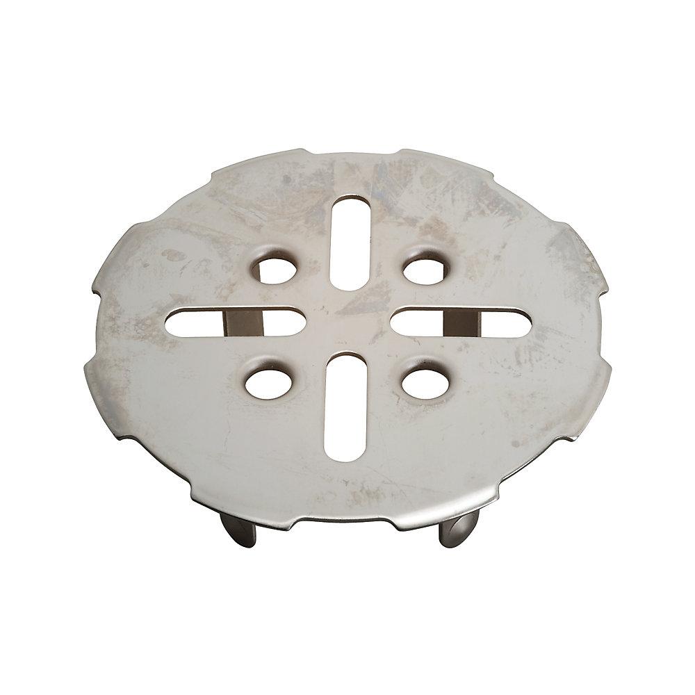 Couvre-drain encliquetable de  7,6 cm