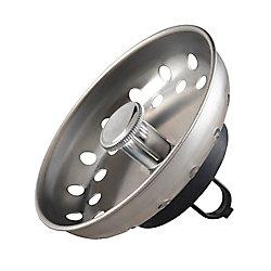 MOEN Kitchen Basket Strainer - Teardrop Clip