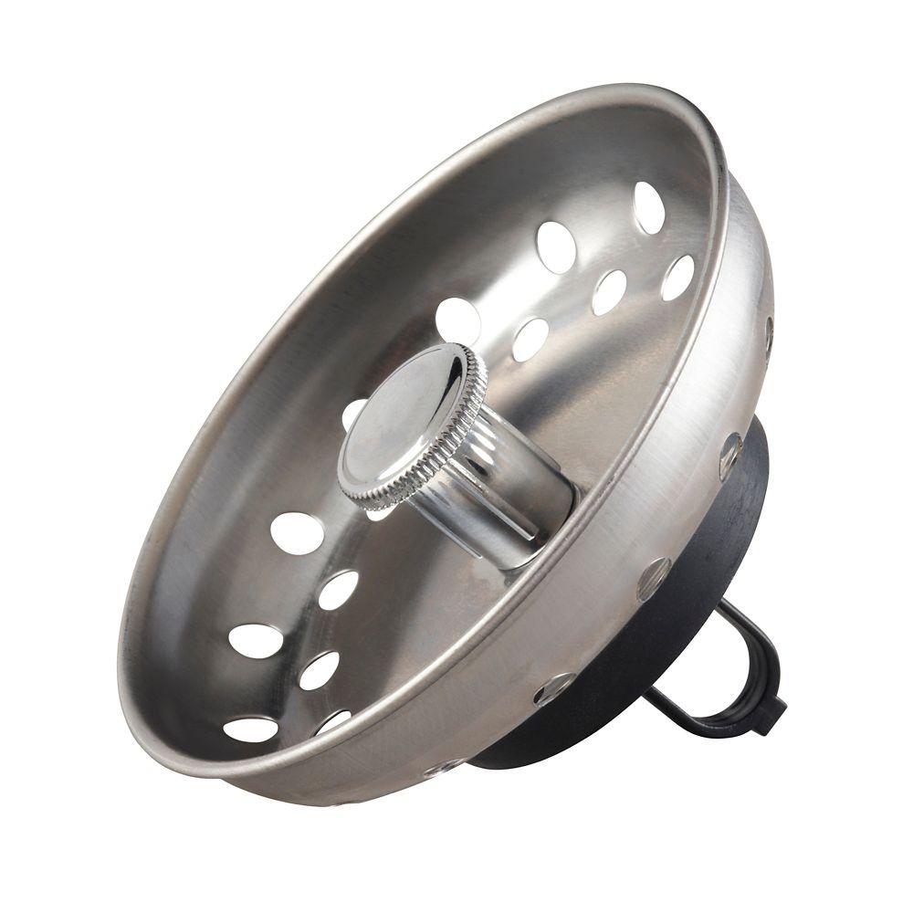 Kitchen Basket Strainer - Teardrop Clip