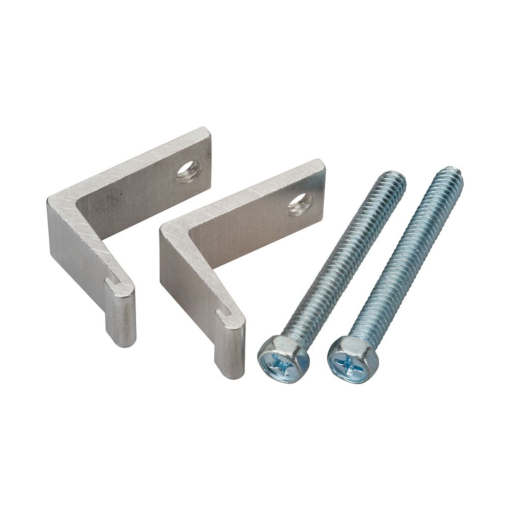 Mounting A Sink : Sink Mounting Clips