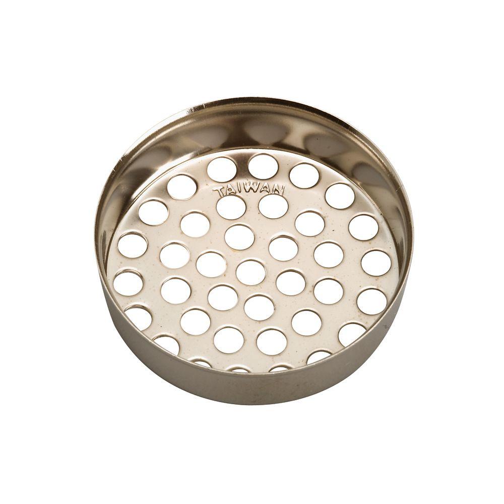 Crépine de lavabo/baignoire de 38 mm