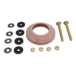 MOEN Thick Tank To Bowl Kit - Gasket and Bolts
