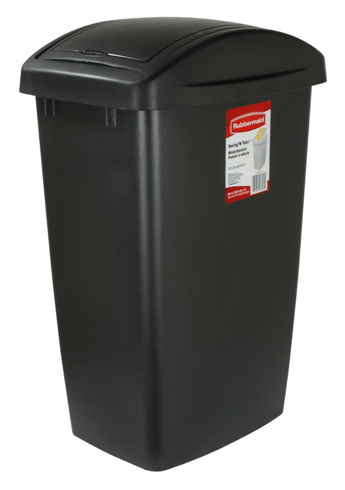 Wastebasket - Swing N Toss 47.2l