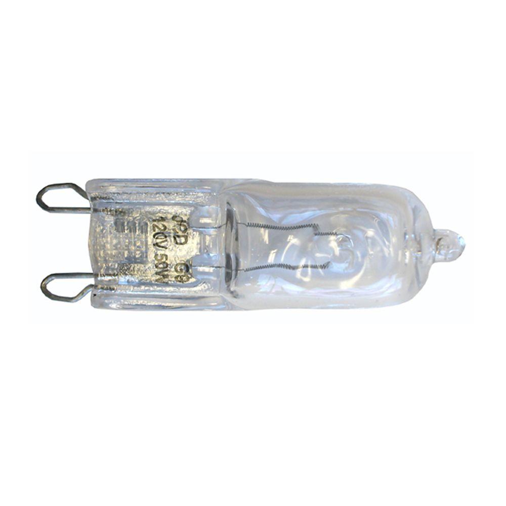G9 50W Xenon Light Bulb - 120V