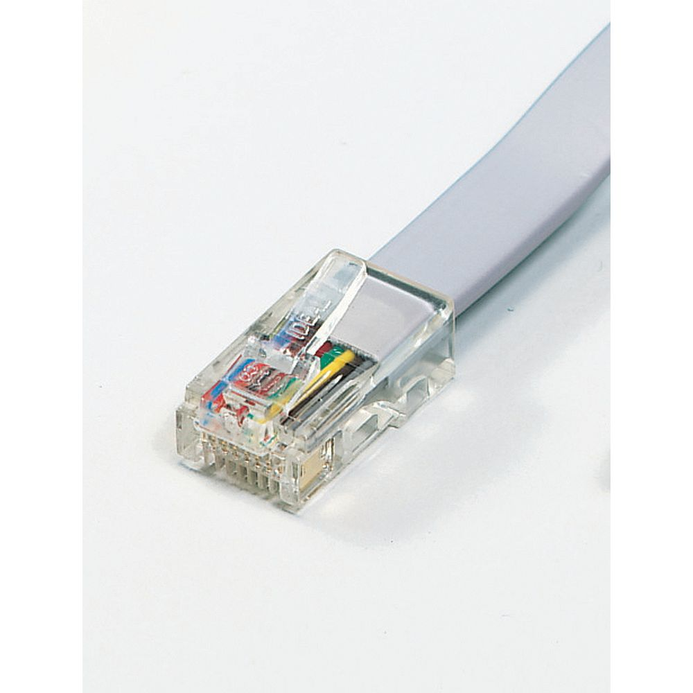 IDEAL RJ45 8 Position 8 Contact Modular Plug