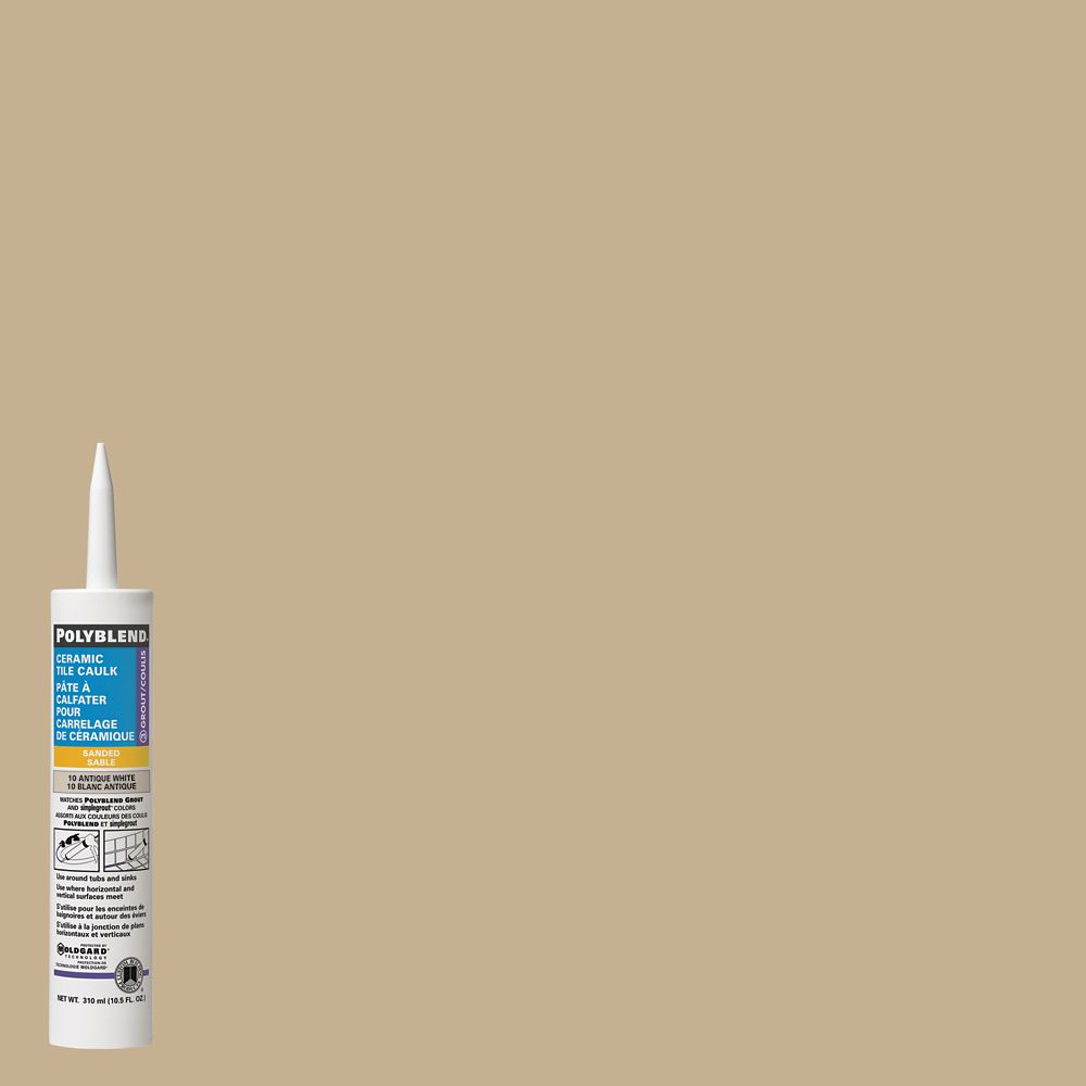 #122 Linen Sanded Caulk CPC12210S-6 Canada Discount