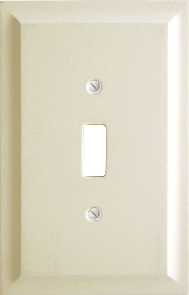 Atron Satinwood White Toggle