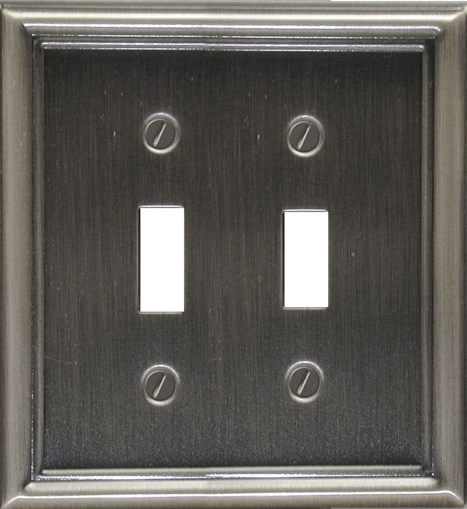 Estate Pewter Double Toggle