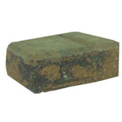 Cindercrete Easystack- Large Corner- Tan/Charcoal