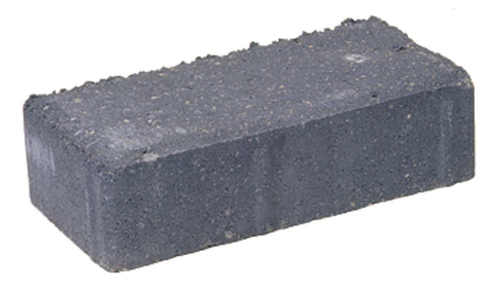 Cindercrete Brickstone Paver- Charcoal