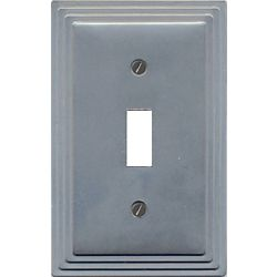 Atron Cast Metal Aztec Satin Nickel Toggle