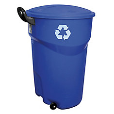 Trash Can - 121l/32g Recycle