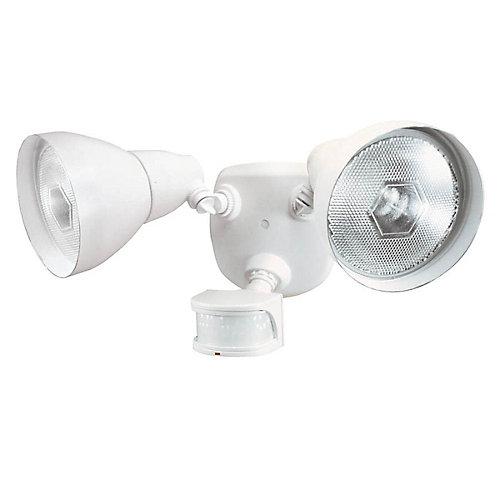 Defiant 270 degree motion sensing security light white the home 270 degree motion sensing security light white aloadofball Images