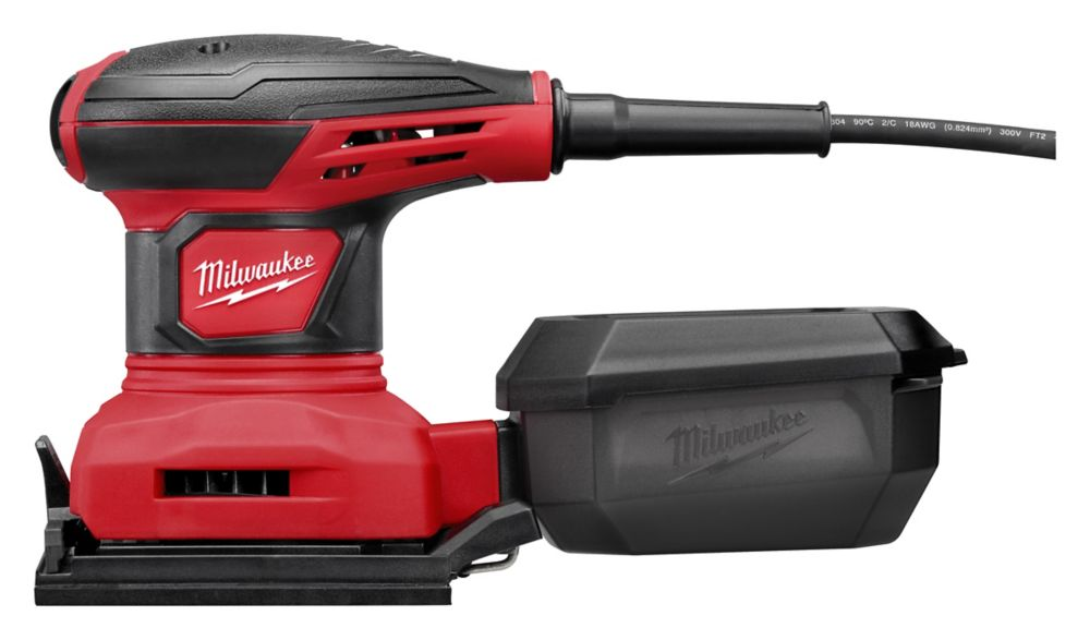 Milwaukee Tool 3 Amp 1/4 Sheet Corded Palm Sander